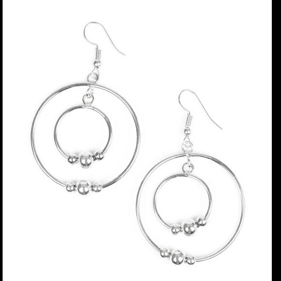 J21 Silver earrings